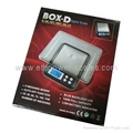 Electronic Portable Scale with 2kg/0.1g