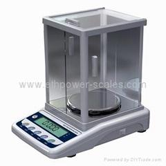 Electronic Precision Balance, laboratory scale