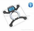 Wireless Bluetooth Scale, support Apple