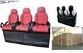 4D cinema seat