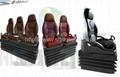 Newest model 4D cinema seat
