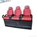 Pneumatic 5D cinema seat