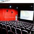 Flat screen 4D cinema