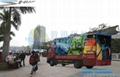5D cinema truck