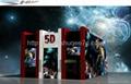 5D cinema room
