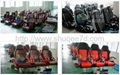 5D motion seat hot sale