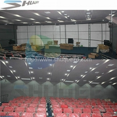 6D theater facotry in Guangzhou