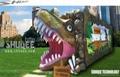 dinosaure 5D cabin producer