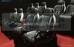 5D cinema motion chair air system