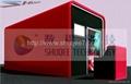 Moving 5D cinema box