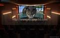 5D movie box system