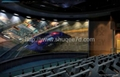 High quality 3D 4D 5D 6D 7D cinema system