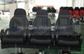 Motion theater chair , new design , dynamic , vibration 3dof , 6dof