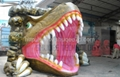 5D cinema system , dinosaur box with the whole 5D cinema equipment