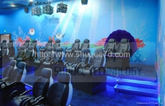 5D theatre made in China