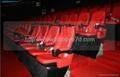 Mobile 7D cinema box in China