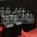 6D motion seat in China