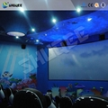 2018 High Definition 5D Cinema with 180 Degree Curved Screen Theater