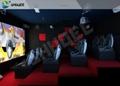 Metal Screen Durable Digital 5D Simulato , Truck And Trailer cinema