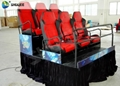 Mobile Cinema 7D Theater In The Mall 7D Game Cinema And Interactive Gun Shooting