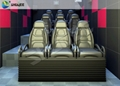 2 Seats / 4 Seats / 6 Seats 5D Theater System With 100 Movies Power 3.75KW