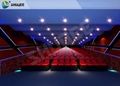 Theater 4D Cinema System Movie Theater Electronic 4Seats / Set , 4Seats / Set