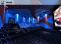 4 Dimensional Movies , 4D Movie Theater With 4D Motion Ride , Movies In 4D