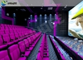 5D Movie Ticket Price , 5D Movie Theater With 5D Motion Ride, Control System