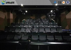 One Year Warranty Of 4D Cinema System , Cinema Chair With The Ability Of Movemen (Hot Product - 1*)