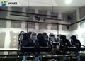 Amusement 5D Cinema Equipment , 5D Mini cine Business  For Entertainment