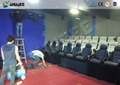 Vibration 4D Cinema System Change The Cinema Experience Into A Thrilling Journey