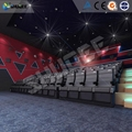 Exclusive Electric 4D Cinema Seat System In 4D Cinemas System