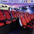 2018 Popular 5D Movie Theater Seats With Variety Of Environmental Effects 4