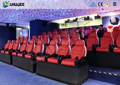 Great Fun 5d Simulator Machine 5d Cinema Theater Equipment Entertainment