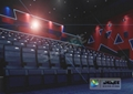 2 Dof Seats 4D Cinema Equipment Chair Used For Update 3D Cinema And Rise The Box 2
