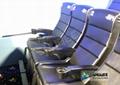 Gorgeous 4D Movie Theater 4D Cinema Kino Movable Chair 4D Cinema Customized