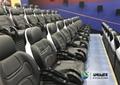 5D Movie Theater Cinema 1 Year  Warranty High Identify Projector Capacity 12 P