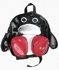 Penguin Shape PVC Backpack