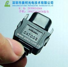 Original mitsubishi CA7003 CA7103 fiber optic cable