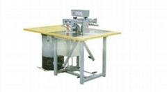 工业皮带挡边高频热合焊接机
