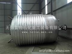 外盤管不鏽鋼反應鍋