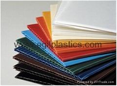 Corona Treated Polypropylene Plastic Sheet