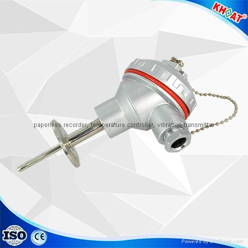 Temperature Sensor-Thermocouple-PT100 for Variour Application 2