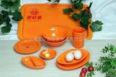 顺旺基中式快餐密胺餐具系列