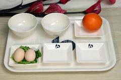 机关食堂密胺餐具