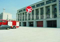 消防提升門