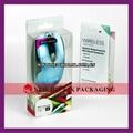 電子產品透明膠盒