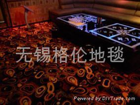 无锡办公室酒店宾馆地毯 5