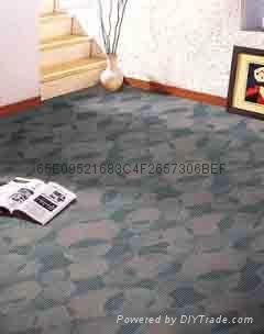 无锡办公地毯方块地毯 3