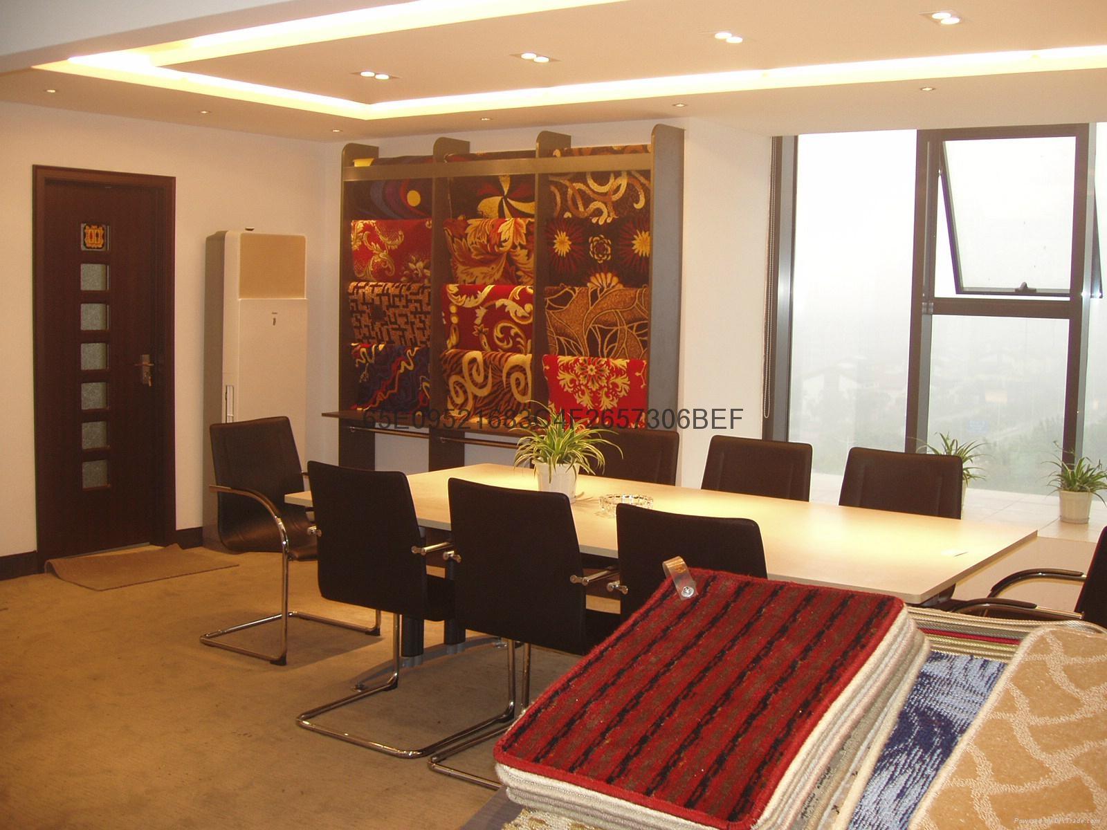 无锡办公地毯方块地毯 1